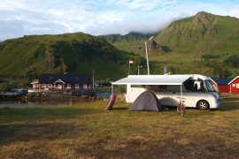 Campings in Noorwegen